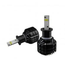 Лампы h3 Светодиодные Q5 комплект 12-24В