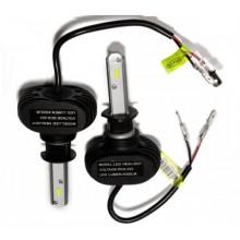 Светодиодные лампочки H3 LED S1 комплект