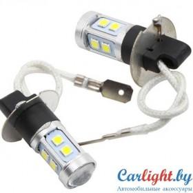 Светодиодная Лампа H3 в Туманки 12-24В