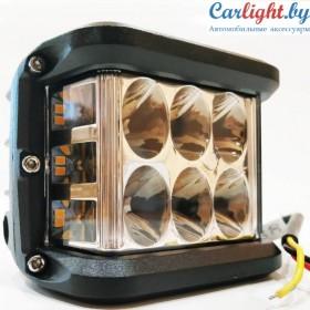 Светодиодный прожектор с режимом стробоскоп