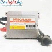 "Блок розжига DC 12 V "" Omega Light Slim"" X3 DC ultraslim"