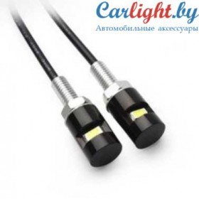 5630-1SMD LED ДХО с линзой