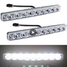 HDX-D025 ДХО светодиодные комплект