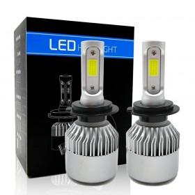 Светодиодные лампы LED H7 S2 комплект - низкие цены в розницу