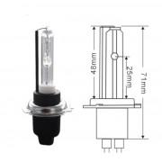 Ксеноновая лампа h7 PRO 4300К, 5000К, 6000К