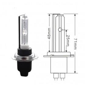 Лампа h7 ксеноновая Pro 4300К, 5000К, 6000К
