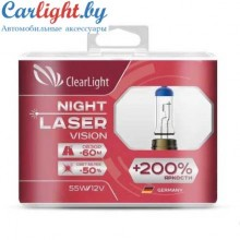 Галоген Clearlight Laser Vision + 200%