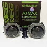 Aozoom A3 MAX bi-led модуль 3'' комплект