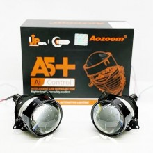 """Aozoom A5+ Bi-led модуль 2,5"""" комплект"""