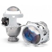 Линза Hella 3R Blue Glass