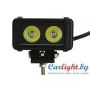 Прожектор-балка Светодиодный DPL 2X10 20W