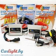 Лампы h1 ксенон Pro с блоками розжига AC