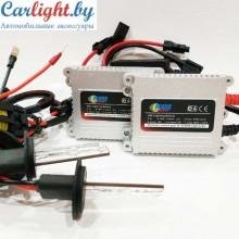 Лампочки h3 ксенон Стандарт с блоками розжига AC