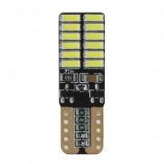 Лампочка переднего габарита T10 (W5W) 12-24В LED
