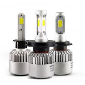 Светодиодные лампы h4 головного света серии S2
